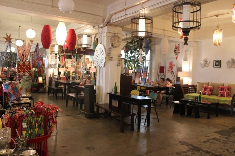 A little piece of luxury heaven in China Town, Kuala Lumpur.