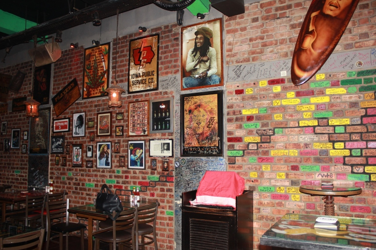 Kuala Lumpur: Backpackers Heaven at the Reggae Bar