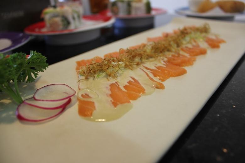 Review: Sushimi in Seminyak, Bali