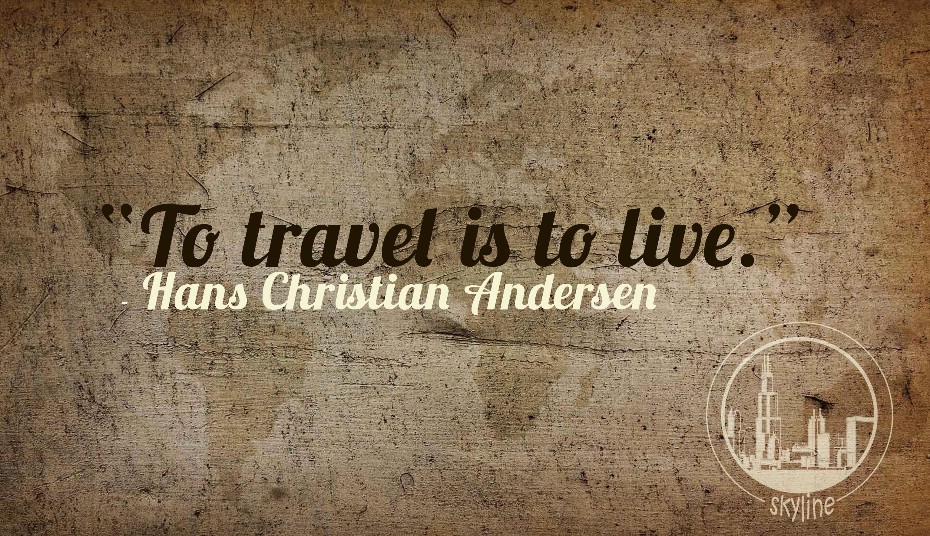 Travel Quotes: My Current 5 Fave Travel Quotes !