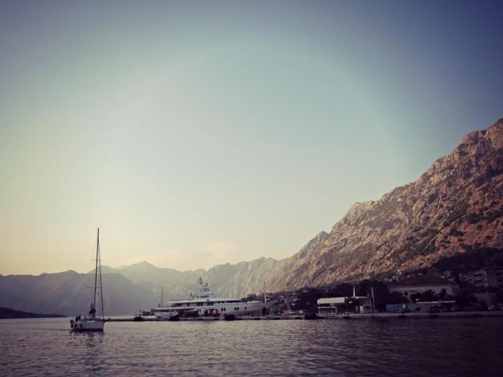 bay of koto sail boat