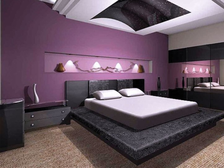 bedroom-romantic-purple-bedroom-ideas--photos