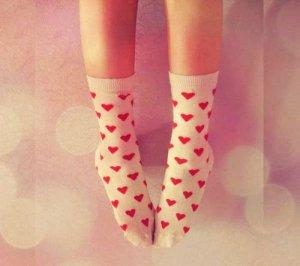 cute white socks for girls-f86480