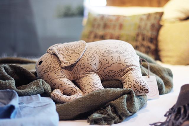 Ibis olifantje
