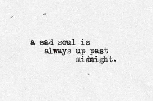 sad soul